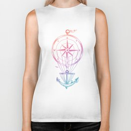 Going Places Biker Tank