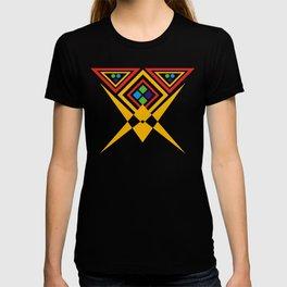 interlock effect T-shirt