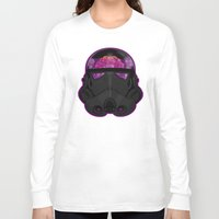trooper Long Sleeve T-shirts featuring Trooper by Betmac