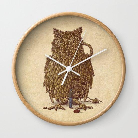 Tune-Up  Wall Clock
