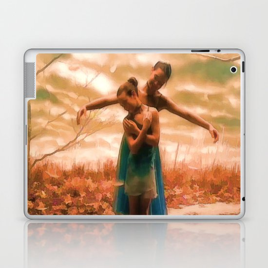 I Hope You Dance Laptop & iPad Skin