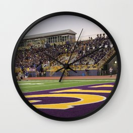 Hahnville High Wall Clock