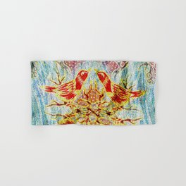 Birds Reflections Hand & Bath Towel