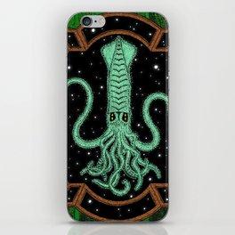 Squids in Space! iPhone Skin