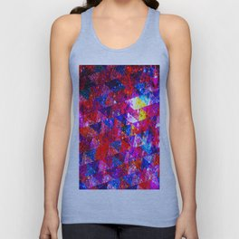 CHAOS THEORY Unisex Tank Top