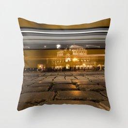 Semperoper, Dresden Throw Pillow