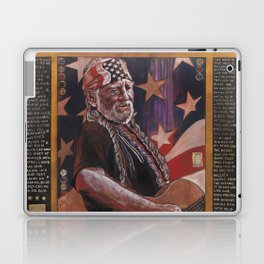 Willie Laptop & iPad Skin