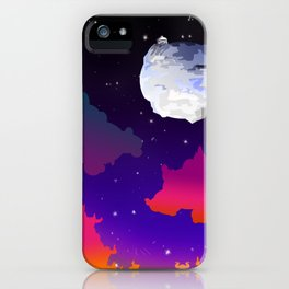 More Space! iPhone Case