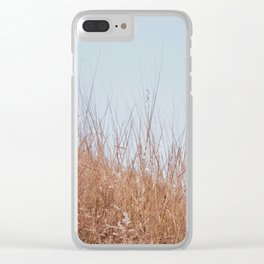 Byron Clear iPhone Case