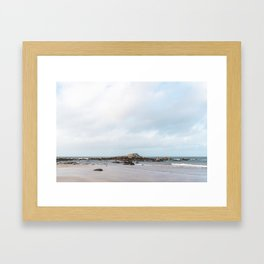 North Berwick Scotland Framed Art Print