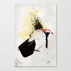 Trapjacket Canvas Print