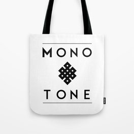 Eternal Monotone Tote Bag