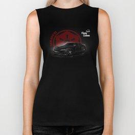 Project Vader Biker Tank
