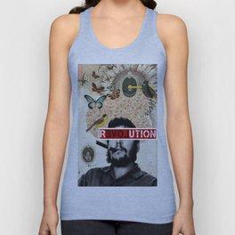 Public Figures Collection - Che Guevara Unisex Tank Top