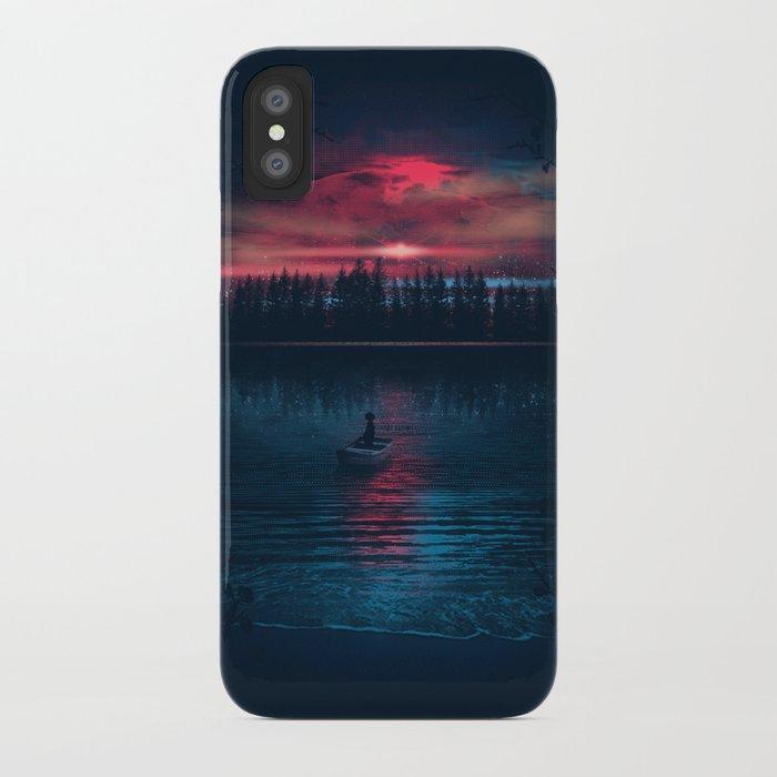 The World Beneath iPhone Case