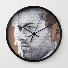 Careless Whisper Wall Clock