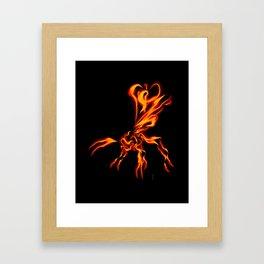 Ichnuemon 1 Framed Art Print