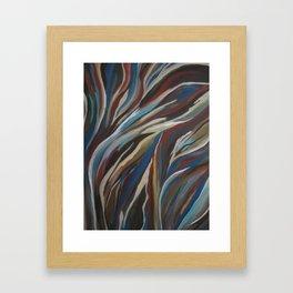 Nature Flow Framed Art Print