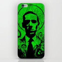 H. P. Lovecraft iPhone Skin