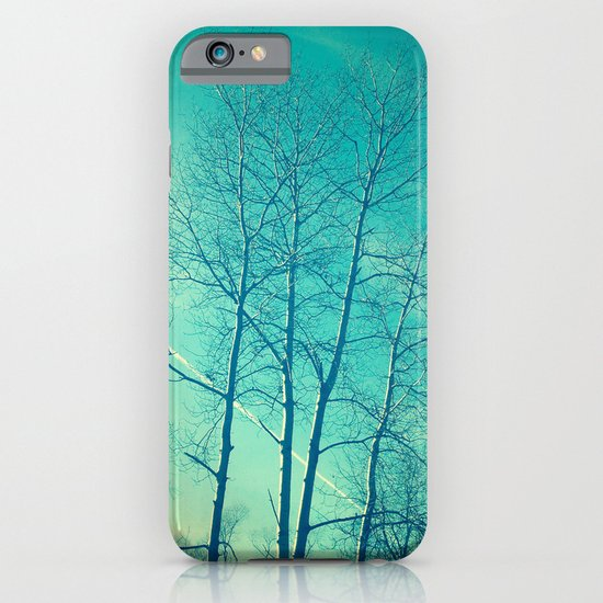 Blue Skies iPhone & iPod Case