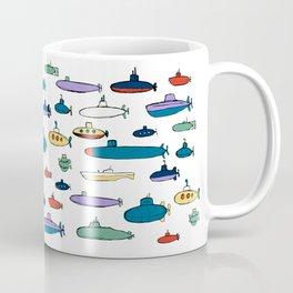Submarine Squadron Fun Coffee Mug