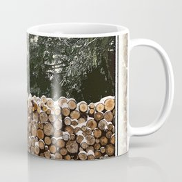 MILD WINTER FIREWOOD Coffee Mug