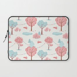 cute forest Laptop Sleeve