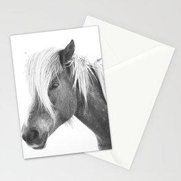 Horse Print | Icelandic Rockstar Horse Stationery Cards