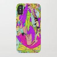 joker iPhone & iPod Cases featuring Joker by Ingrid Padilla