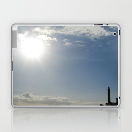 Faro Maspalomas, Gran Canaria, Spain Laptop & iPad Skin