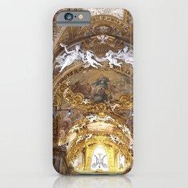 Santa Maria dell'Orto Church, Rome, Italy iPhone Case