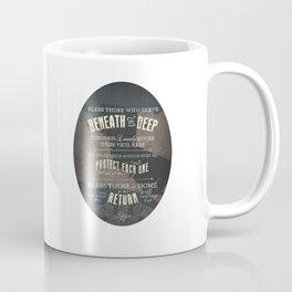 Submariner's Hymn (submarine version) Coffee Mug