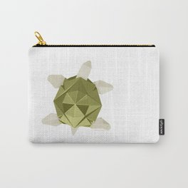 Origami Turtle Carry-All Pouch