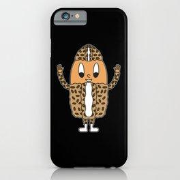 Christmas-Stollen Egg iPhone Case