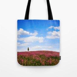 Tuscany Field Tote Bag