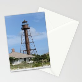 Sanibel Island Light Stationery Cards