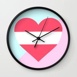 Proud Baby Wall Clock