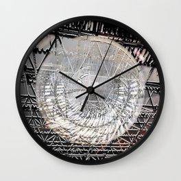 Tangle Wall Clock