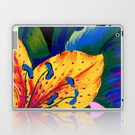Let's Go Abstract Laptop & iPad Skin