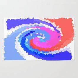Twirly Whirly  Rug