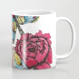 Color Flutter II Coffee Mug