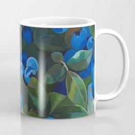 A Blueberry View Coffee Mug