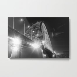 Bugrinsky bridge Metal Print