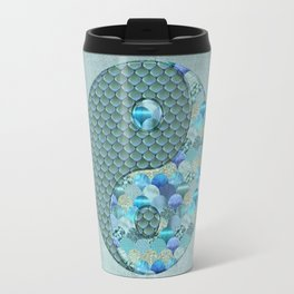Yin Yang Ocean Spirit Travel Mug