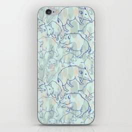 Wild Boars iPhone Skin