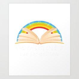 Book Reader Bookmarks Bookworm Literature Reading Art Print