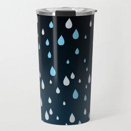 Rain Rain Rain Travel Mug