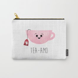 Tea-amo Carry-All Pouch