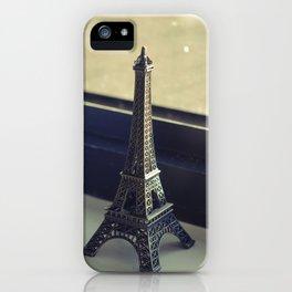 Dreaming of Paris iPhone Case