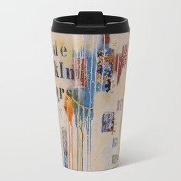 """""""Falling into Place"""" Travel Mug"""